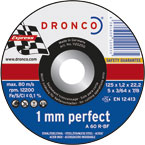 115mm x 1 x 22.2 Metal cutting disc