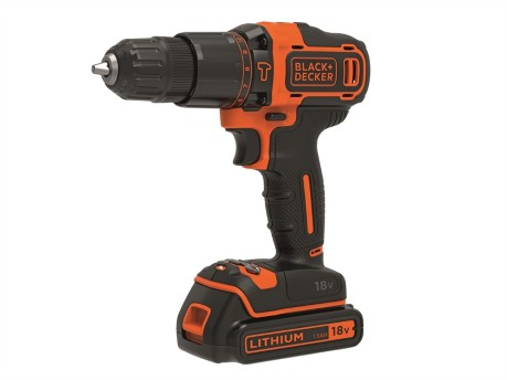 2 Speed Combi Drill Kit 18 Volt 2 x 1.5Ah Li-Ion
