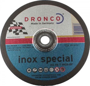 230 x 1.9 x 22.23mm Inox Metal Cutting Disc