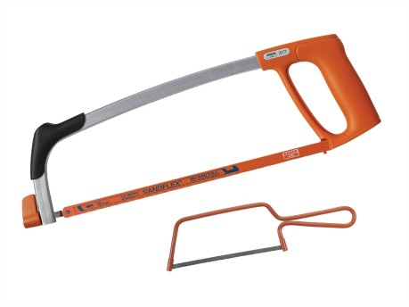 317 Hacksaw 300mm (12in) & Junior Hacksaw