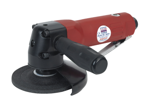 Air Angle Grinder 100mm Heavy-Duty