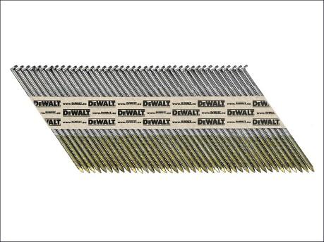Bright Ring Shank Nails 2.8 x 75mm (2200)