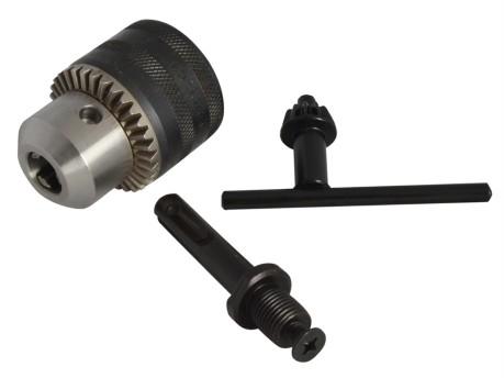 Chuck & Key 13mm Capacity 1/2 x 20 UNF Thread