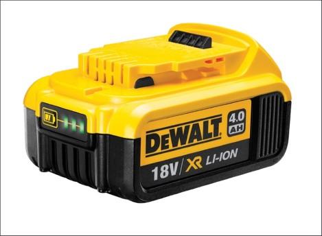 DCB182 XR18V 4.0Ah Li-Ion Battery