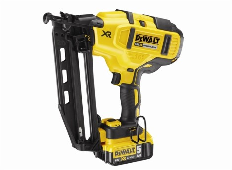 DCN660P2 XR Brushless Second Fix Nailer 18V 2 x 5.0Ah Li-Ion