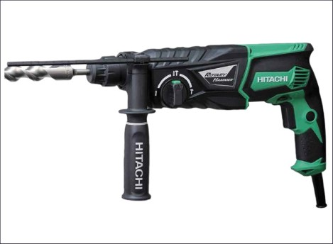 DH26PX SDS Plus 3 Mode Hammer 830W