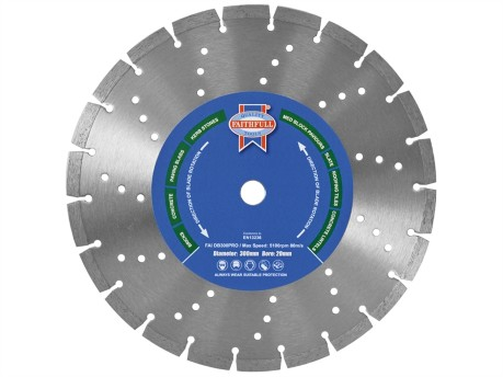 Diamond Blade 125mm x 22mm