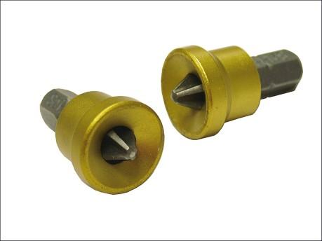 Drywall Screwdriver Adaptor + Bits
