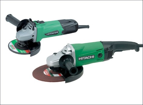 G12SS + G23SS Angle Grinder Twin Pack