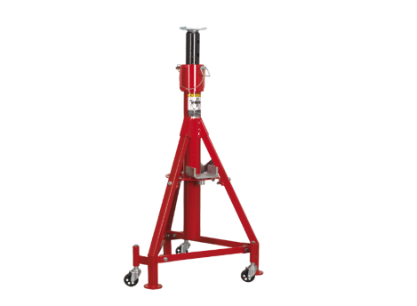 High Level Axle Stand 7tonne Capacity - Commercial Vehicle