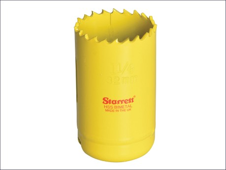 High Speed Steel Bi-Metal Holesaw 29mm