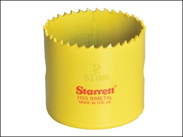 High Speed Steel Bi-Metal Holesaw 51mm