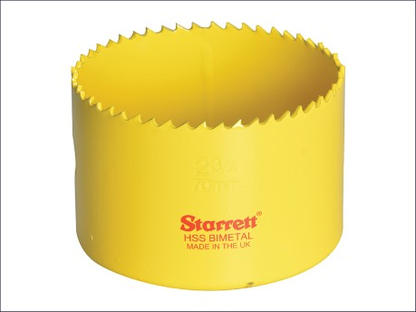 High Speed Steel Bi-Metal Holesaw 64mm