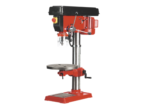 Pillar Drill Bench 16-Speed 1070mm Height 650W/230V