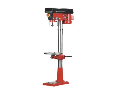 Pillar Drill Floor 16-Speed 1580mm Height 550W/230V