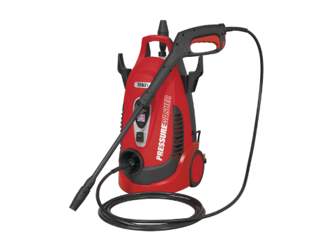 Pressure Washer 120bar with TSS & Rotablast Nozzle 230V