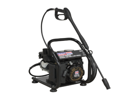 Pressure Washer 130bar 420ltr/hr 2.4hp Petrol