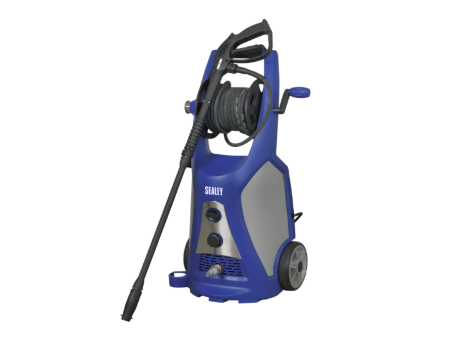 Professional Pressure Washer 160bar with TSS & Rotablast Nozzle