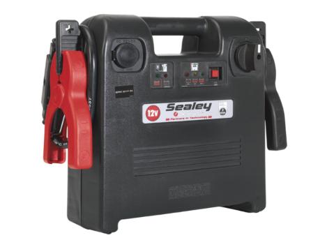 RoadStart® Emergency Power Pack 12V 1700 Peak Amps DEKRA Approve