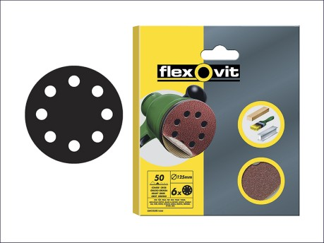 Hook & Loop Sanding Discs 115mm
