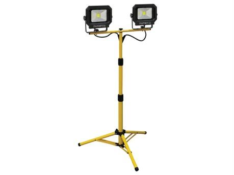 Sitelight Twin Tripod 2800 Lumen 40 Watt 240 Volt
