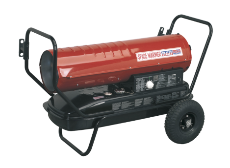 Space Warmer® Paraffin/Kerosene/Diesel Heater 100,000Btu/hr with